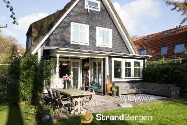 Feelgood House in Bergen, modernes en lichtes Ferienhaus!